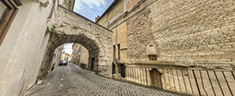Immagine di anteprima del Virtual Tour di Arco di Druso e Germanico